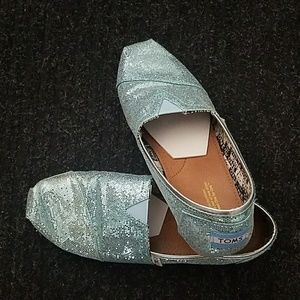 Glittering Shoes